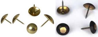 Copper Color Antiqure Furniture Pins
